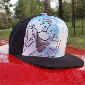 Disney Cinderella hat with castle